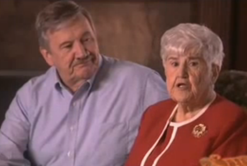 Pat and Eleanor Haggerty from 2008 GOP primary campaign.