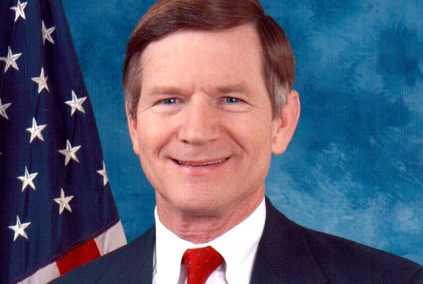 Texas Republican Rep. Lamar Smith says he won't seek re-election