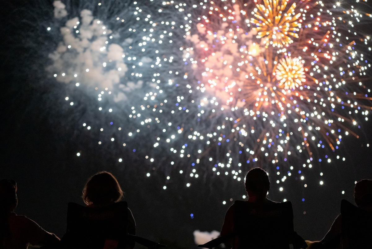 How Texans celebrated July Fourth during the coronavirus pandemic