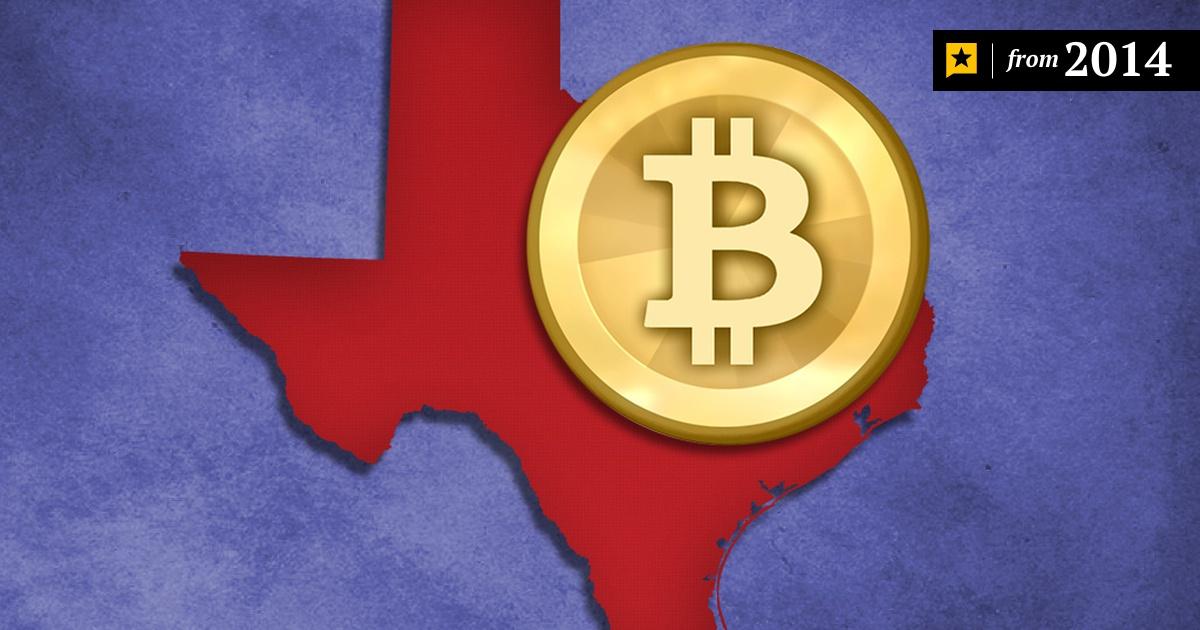bitcoin texas