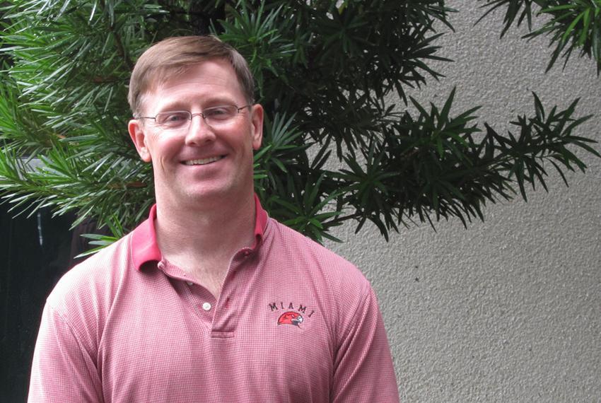 Texas Libertarian Party Chairman Pat Dixon