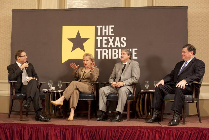 TribLive with State Rep. Myra Crownover, State Rep. Larry Taylor  and Sen. Tommy Williams.