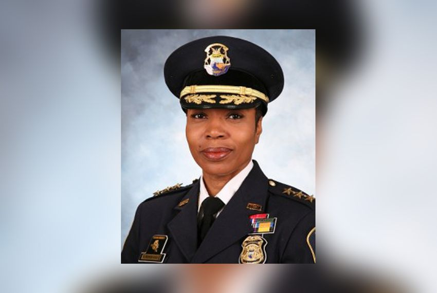 Ulysha Renee Hall was named the next Dallas police chief on July 19, 2017. She has served as a deputy chief in Detroit.
