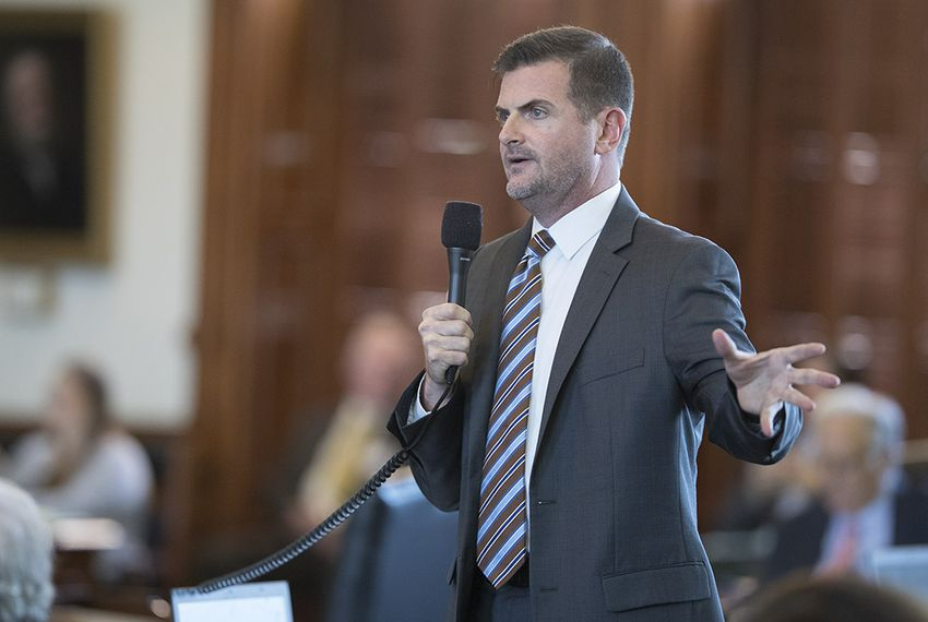 State Sen. Brandon Creighton, R-Conroe, has introduced a reworked version of Senate Bill 15.