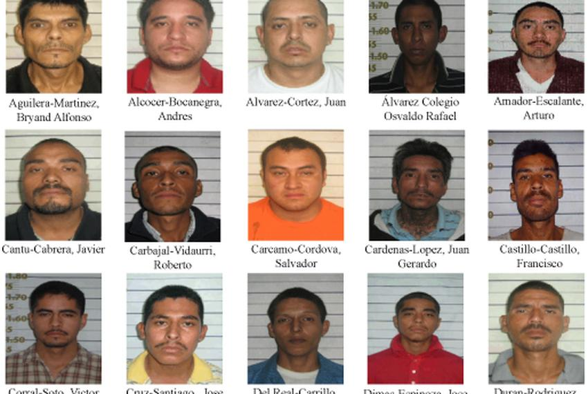 Sheriff Releases Identity Of Prison Escapees The Texas