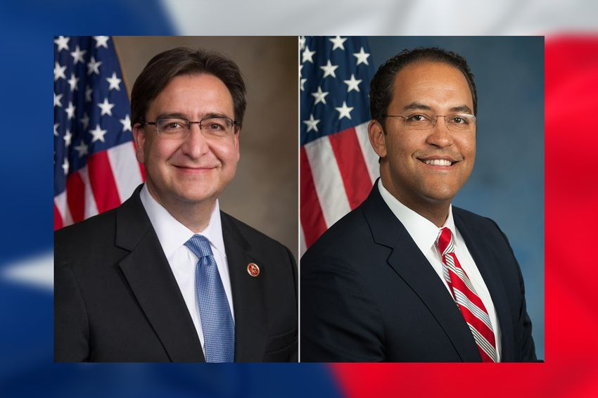 Democrat Pete Gallego is challenging U.S. Rep. Will Hurd for the sprawling CD-23 seat. Hurd won the swing seat from Gallego two years ago; no incumbent has won a second term in eight years.