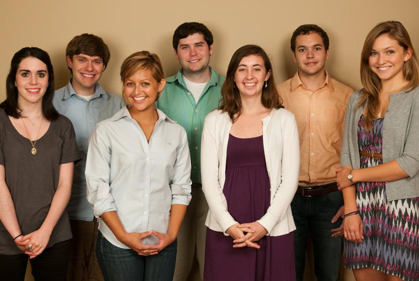 The Trib's 2010 summer interns.