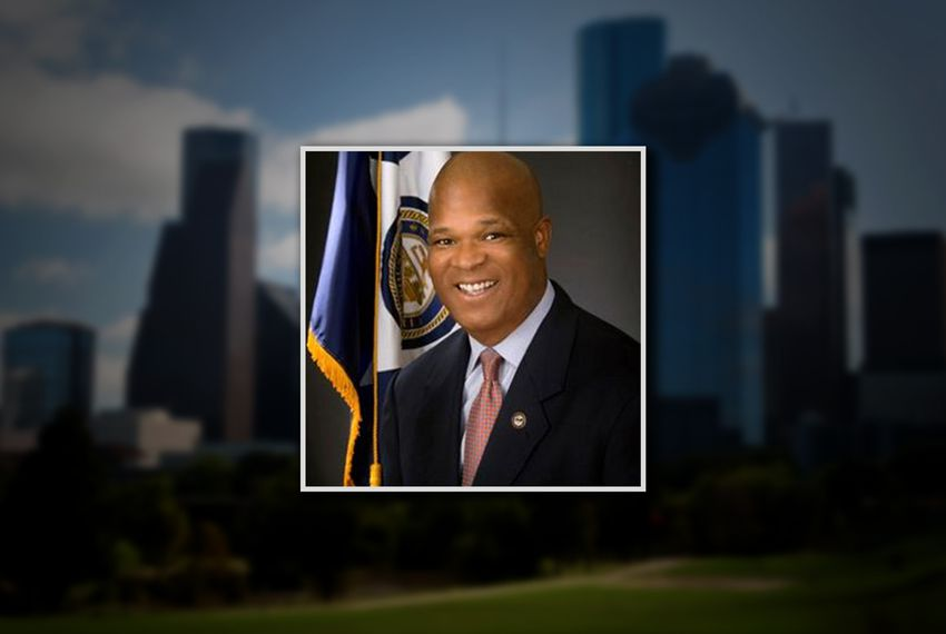Houston City Council Member Dwight Boykins.