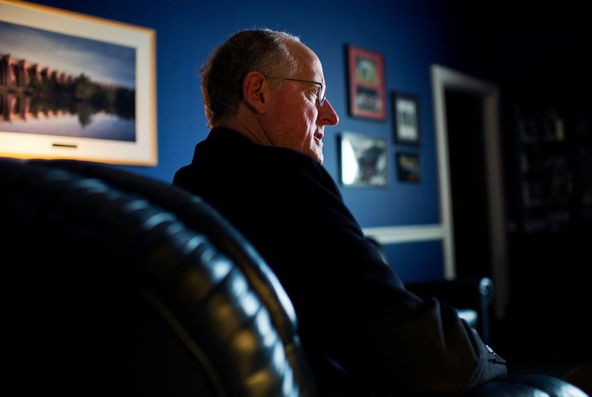 U.S. Rep.Mike Conaway, R-Midland, in his Rayburn office in Washington, D.C. on November 20, 2014.