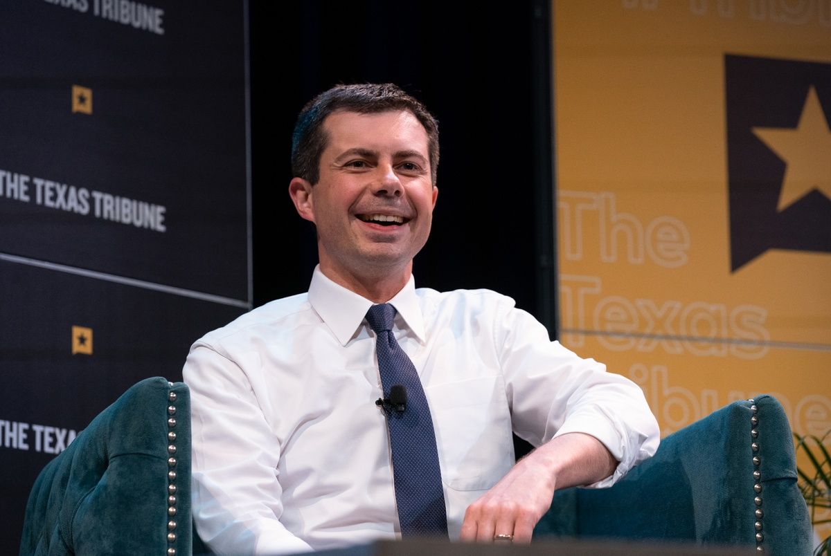After strong finishes in Iowa and New Hampshire, Pete Buttigieg turns to Texas