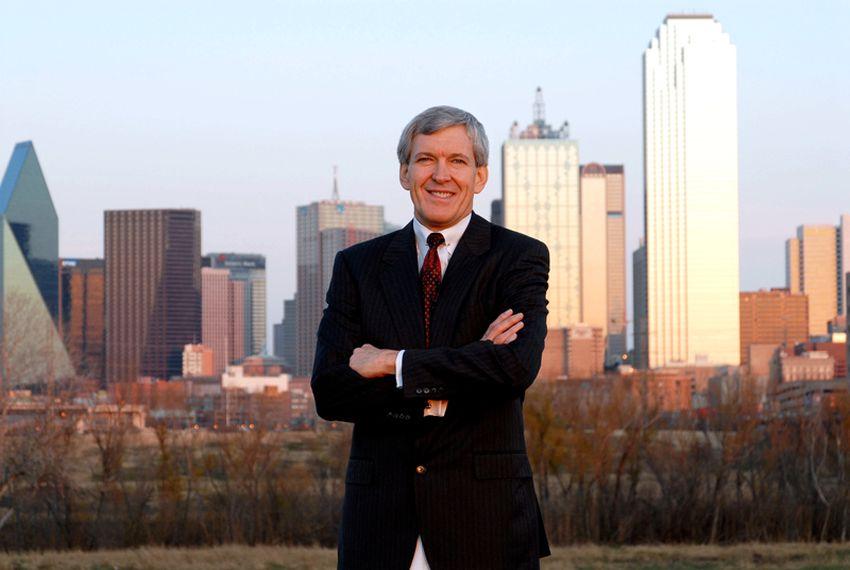 Tom Leppert, former mayor of Dallas