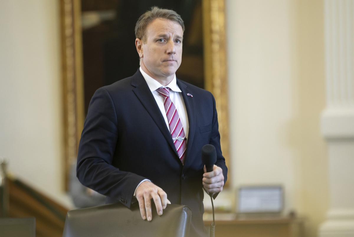 State Sen. Pat Fallon decides against primary challenge to Cornyn