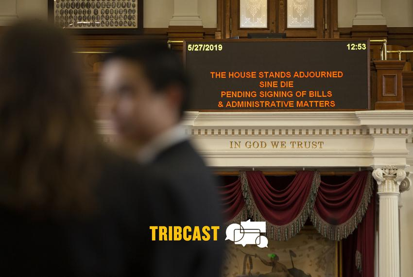 The House stands adjourned sine die on May 27, 2019.