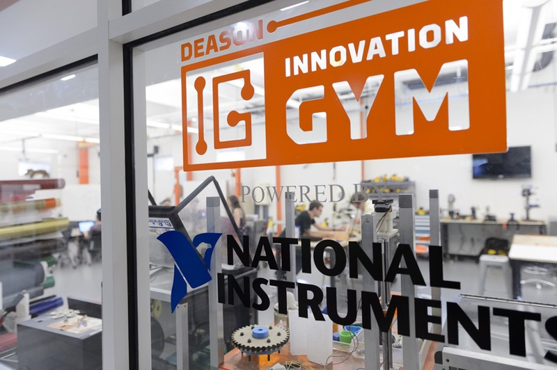 Deason Innovation Gym is housed in the Lyle School of Engineering at Southern MethodistUniversity.