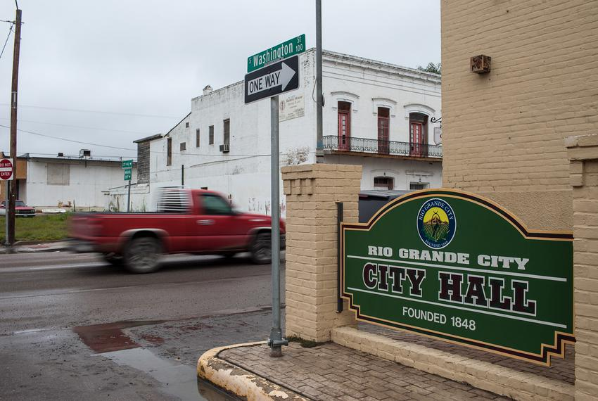 Rio Grande City is the county seat of Starr County.