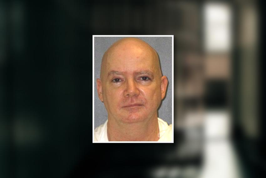 Death row inmate Anthony Shore.