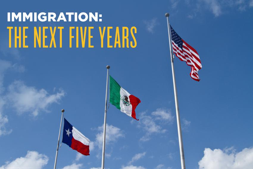 Join us Feb. 27 to discuss the future of immigration in Texas.