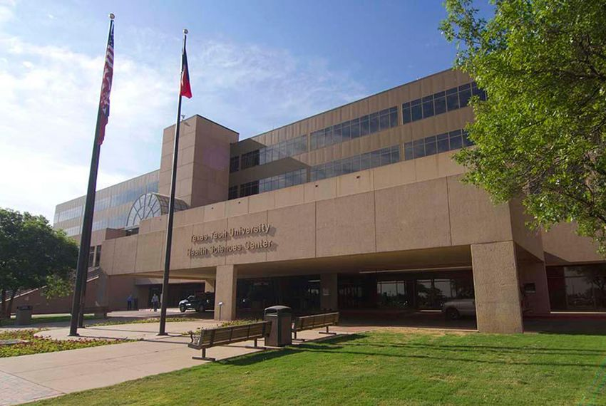The Texas Tech Health Sciences Center in Lubbock.